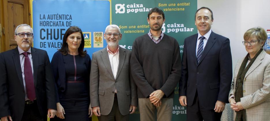Xufa de val ncia el consell regulador de la denominaci for Oficinas de caixa popular en valencia